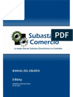 Manual Del Proveedor