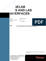 LIMS and LAS Interfaces