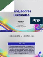 TRABAJADORES CULTURALES.pptx