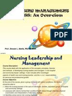 Leadership Management No. 2