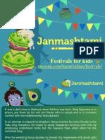 Janmashtami Celebration – Festival – Mocomi.com