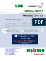 Inixindo MicrosoftPromo 2012 2013