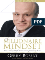 Gerry Robert - Millionaire Mindset