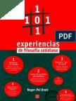 101 Experiencias de filosofía cotidiana.pdf
