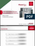 Nuevas Aplicaciones MV VFD Mineria Cajamarca Final