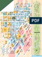 Golden gate park Union Square Map