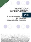 Reanimacion Cardiopulmonar 2 2X2