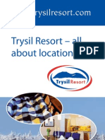 Trysil Resort Brochure
