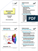 Concept of GSM