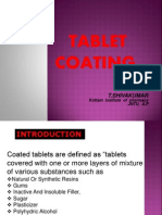 Tab Coating