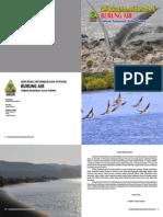 Seri Buku Informasi dan Potensi Burung Air Taman Nasional Alas Purwo