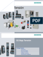 Siemens Ce Baja Tension