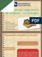 Exposicion de d Notarial