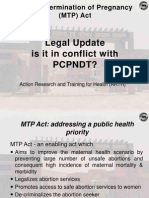 MTP act