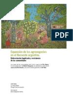 Informe Argonegocios en El NOA