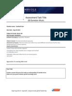 nisc myp assessment task template 2014-15 g8 gamelan