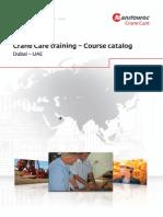 Middle East Training Catalog 2014