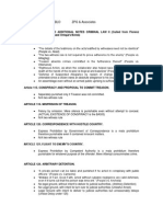 Case Doctrines Criminal Law II