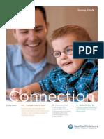 Seattle Children's - Connection Magazine, Spring 09