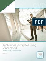 CVD ApplicationOptimizationUsingCiscoWAASDesignGuide AUG13