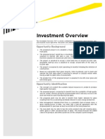 Float Glass - Investment Overview (1)
