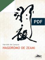 Hagoromo - Motokiyo Zeami