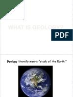 Basic Geoscience