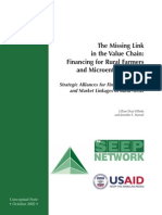 Villeda Value Chains and Finance