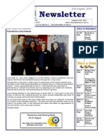 school newsletter 140821