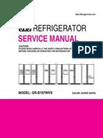 GR-B197WVS Service Manual