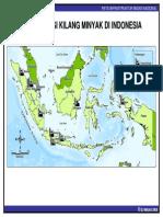Peta Lokasi Kilang Minyak Di Indonesia (1)