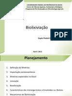 Biolixiviação
