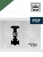 Manuale Dati Control Valve