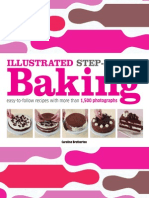 Step-By-Step Baking - Caroline Bretherton