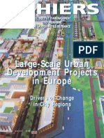 Large Scale Urban Development Projects in Europe