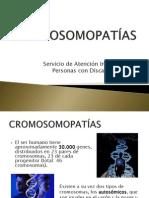 CROMOSOMOPATÍAS