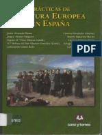 Practicas de Cultura Europea en Espaã'A