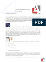 Cyber Essentials for UK Government Suppliers