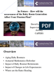 CalPERS Presentation - A Look Into the Future