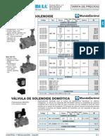 Control Regulacion Calor Tarifa PVP SalvadorEscoda