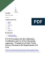 Fuel Dispenser Calibration Canada