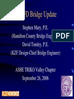 l Rfd Bridge Update