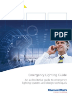 Emergi-Lite Emergency Lighting Design Guide
