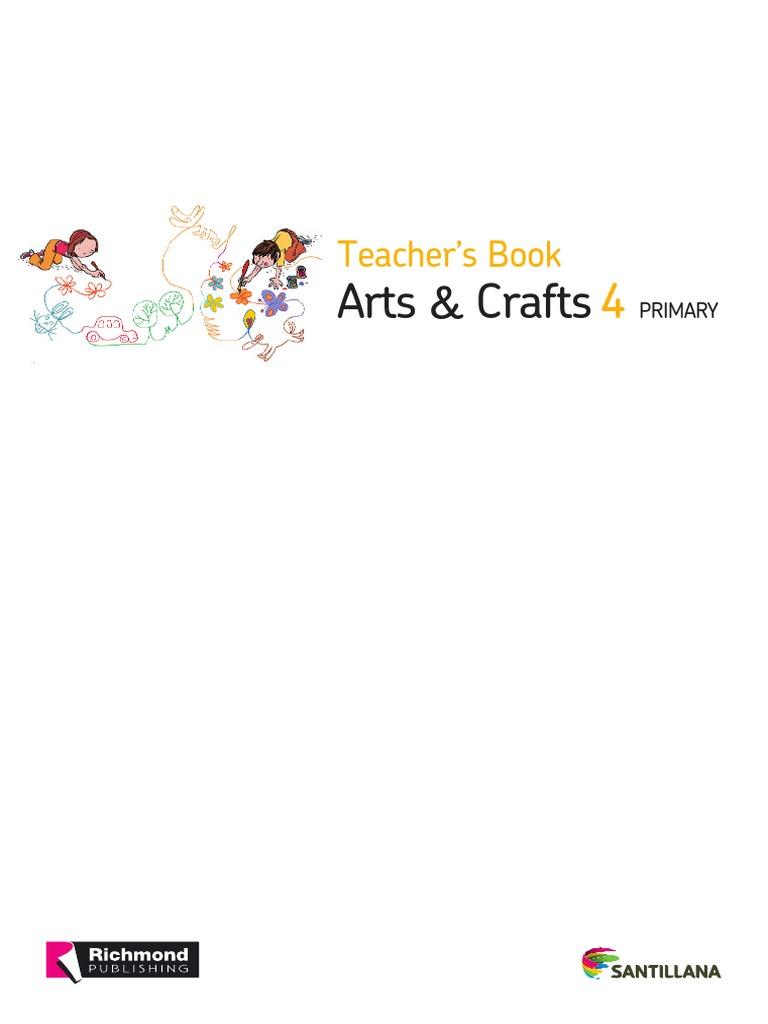 Workbooks squiggle art worksheets : Teacher's Book Art 4º Santillana | Drawing | Still Life