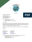 OAH Cover Letter regarding Intersal complaint against NCDCR 07 26 13.pdf