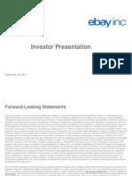eBay Investor Deck Final