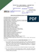 Documento Dei Mille