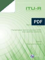 ITU-R Rep S.2148 - TCP Over Satcom
