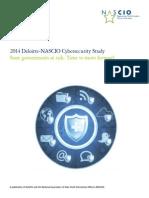 2014 Deloitte-NASCIO Cybersecurity Study
