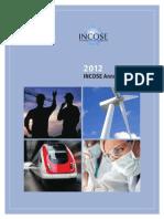 INCOSE 2012 Annual Report